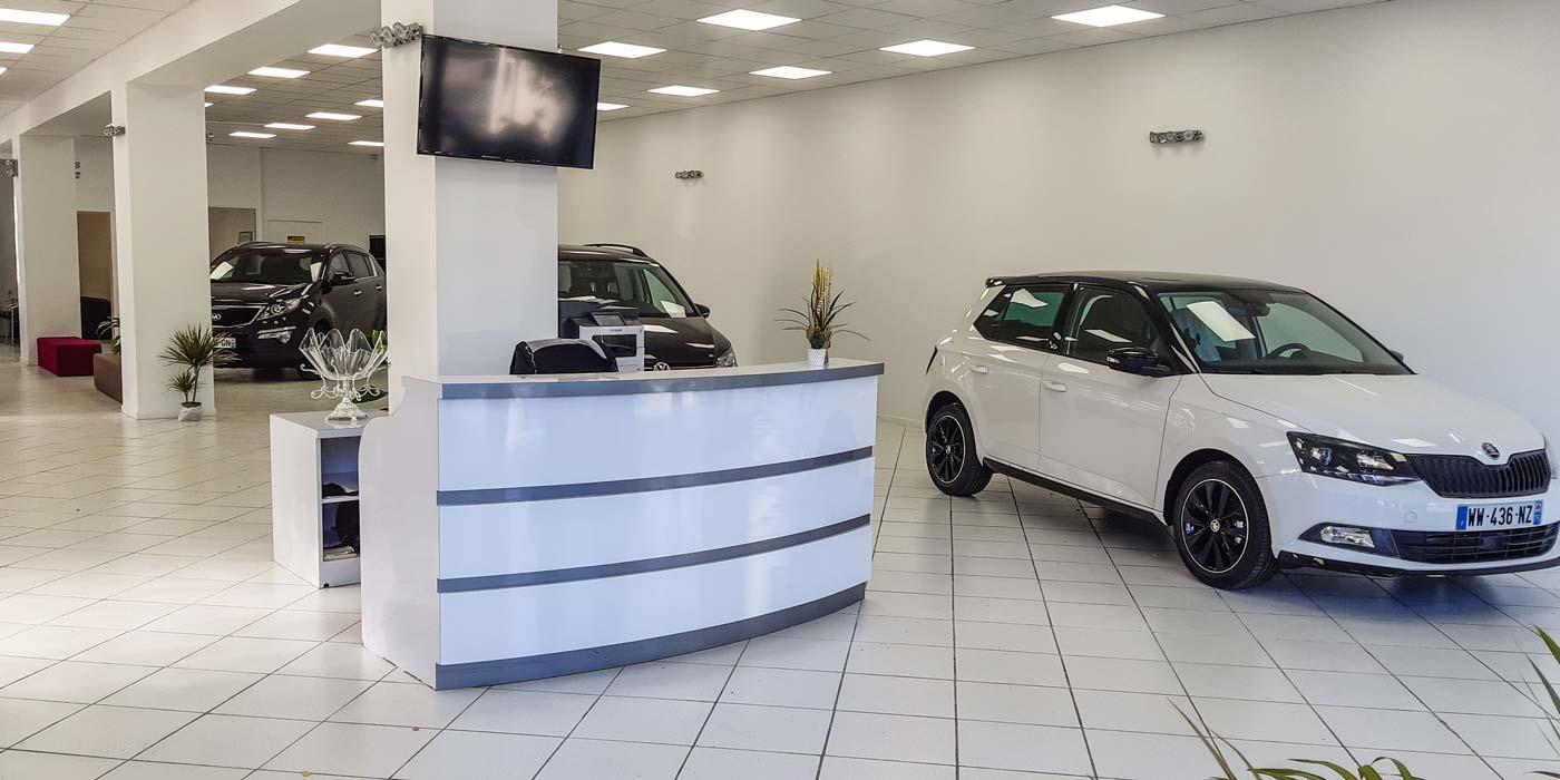 GHC Automobiles, vente de voitures neuves à Stains